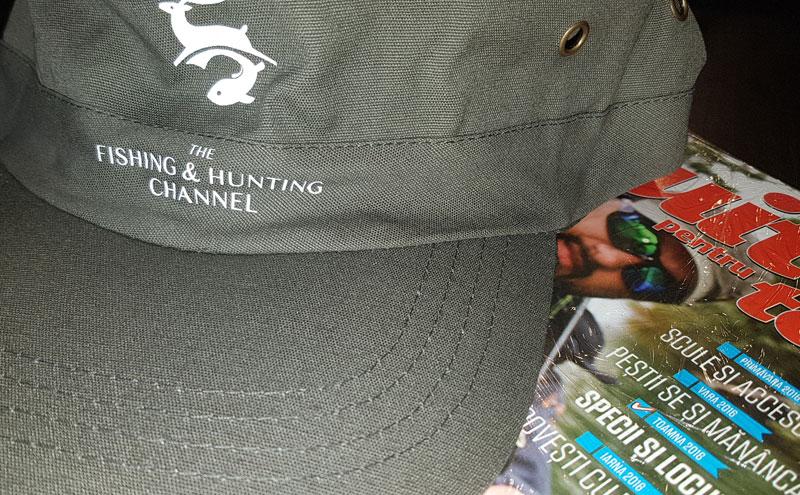 1000 pachete promo ionale pentru primii 1000 vizitatori for Hunting and fishing expo