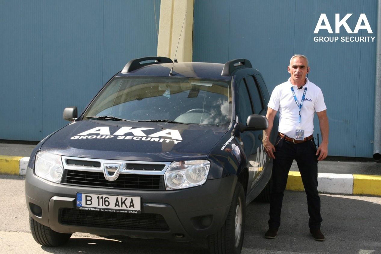 AKA Group a asigurat securitatea la F&H Expo 2018