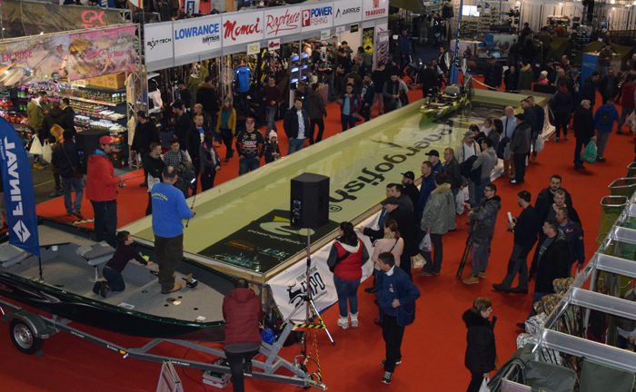 Fishing & Hunting Expo 2019 – expozitie de pescuit si vanatoare