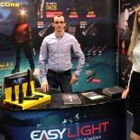 EasyLight.RO prezinta lanterne profesionale si cutite la F&H Expo