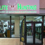 Elite Hunting prezinta arme de vanatoare, lunete, punct rosu si munitie
