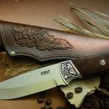 EGO Knives din Bulgaria expune la F&H Expo cutite si