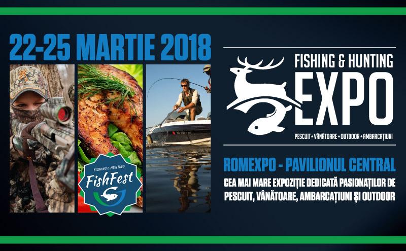 Fishing & Hunting Expo 2018