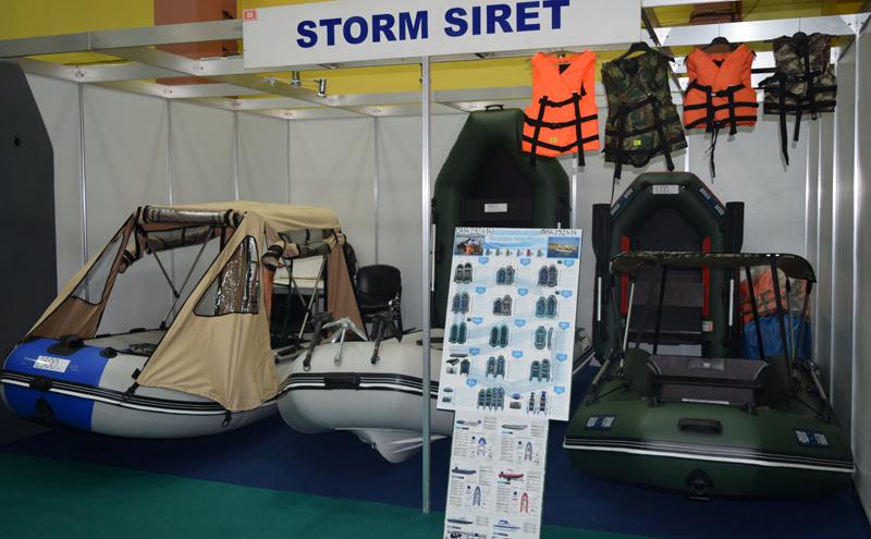 Storm Siret